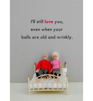 RO/Wrinkly Balls
