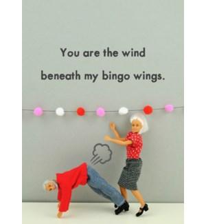 RO/Bingo wings