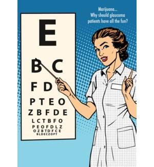 ED/Glaucoma Patients