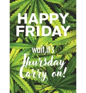ED/Happy Friday