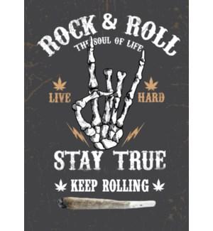 ED/Keep Rolling