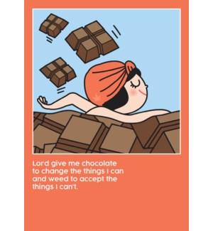 ED/Lord Give Me Chocolate