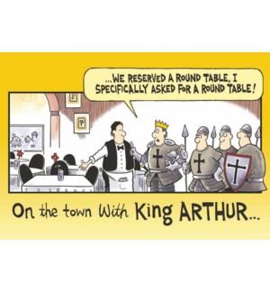 BD/King Arthur