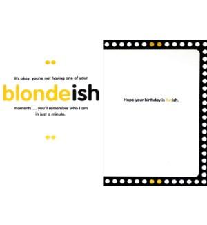 BD/blondeish