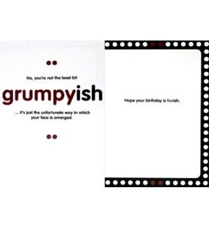 BD/grumpyish