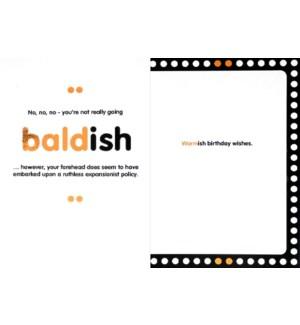BD/baldish