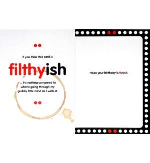 BD/filthyish