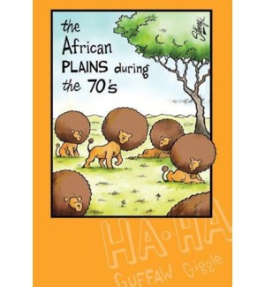 BD/Insanity-African Plains