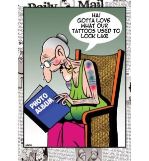 EDB/Tattoos
