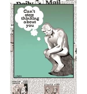 EDB/Cant Stop Thinking