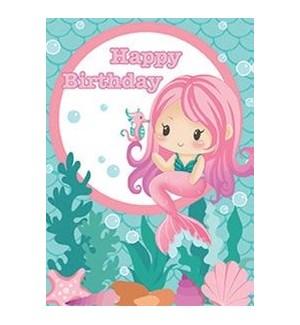 MINIGEMS/BD Pink Mermaid