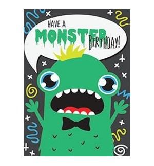MINIGEMS/BD Green Monster