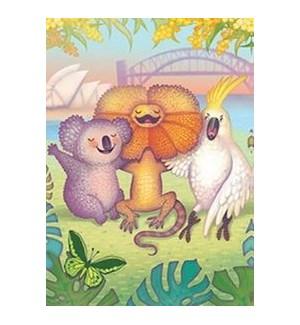 MINIGEMS/BD Exotic Animals