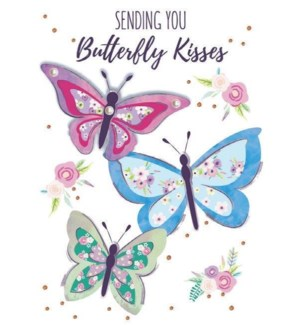 BD/Butterfly Kisses