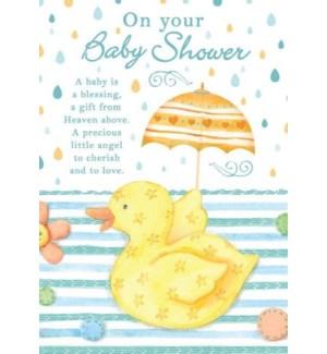 NB/Shower Duck
