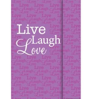 JRNL/Live Love Laugh Journal