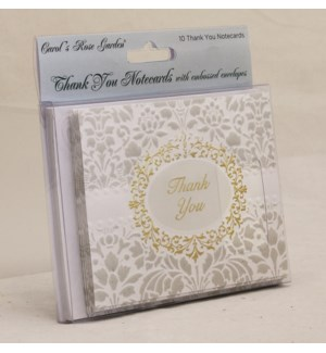 TYCARDS/Wedding Ornate Glitter