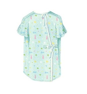 BL/Hospital Gown