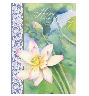 BD/Watercolor Flower