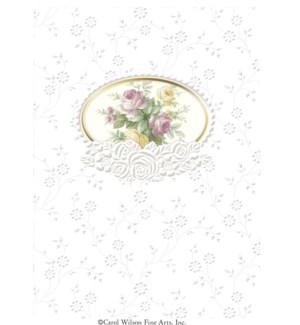 BD/White Rose Birthday
