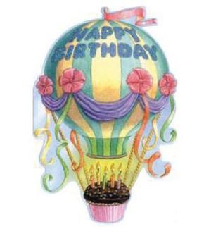 BD/Balloon Cupcake