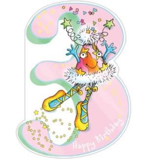 ABD/Kids Ballerina Bug 3rd