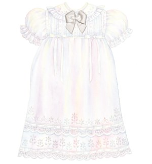 CH/Christening Gown