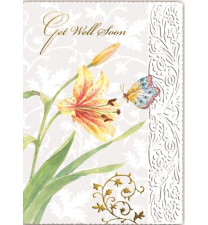 GW/ Lily & Butterfly