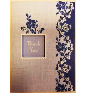 TY/Blue Floral (CG1465)