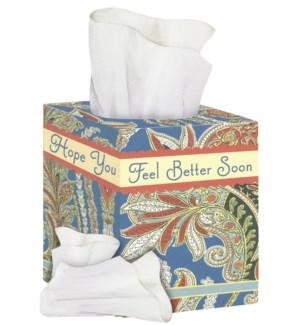 GW/Paisley Tissue Box