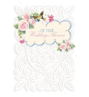WD/White Wedding Shower