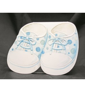 NB/Blue Baby Shoes