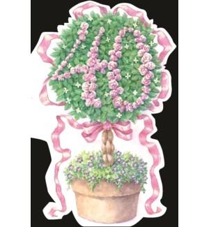 ABD/Topiary Tree 40th