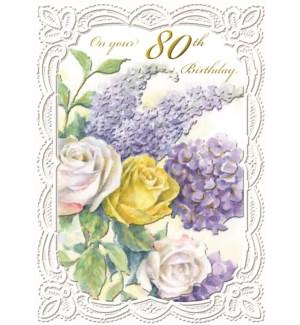 ABD/Lilacs & Roses 80th
