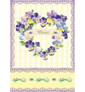 TY/Merci African Violets