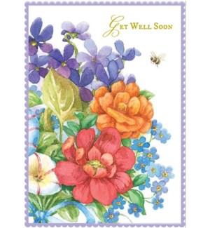 GW/Ranunclus Bouquet