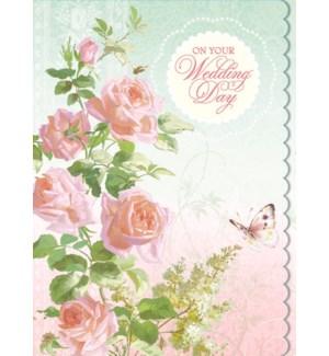 WD/Pink Rose Wedding
