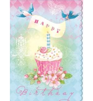 BD/Cupcake & Birds