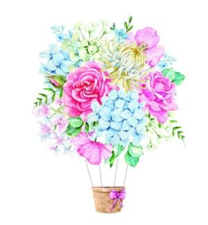 GW/Topiary Floral Balloon