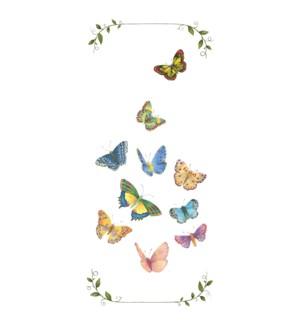 TOWEL/Butterfly