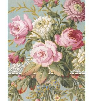 PPAD/Floral Motif