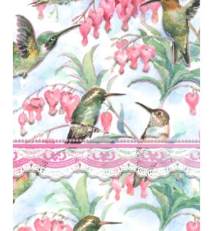 PPAD/Hummingbirds