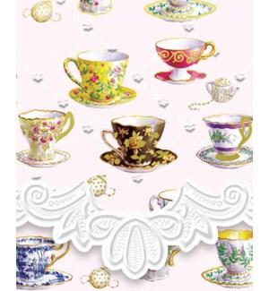 PPAD/Teacups