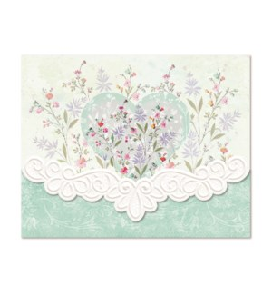 PORTFOLIO/Floral Heart