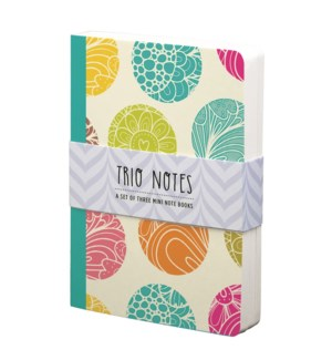 NBOOK/Trio Notebook-Petal