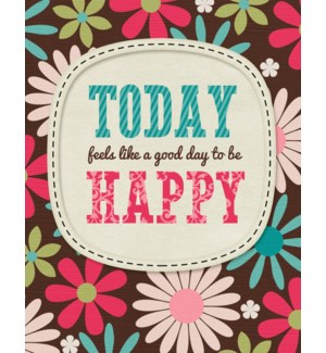 BD/Today Is A Good Day