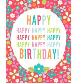 BD/Many Happy Birthday