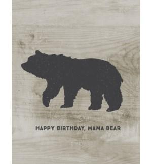 RD/Happy Birthday Mama Bear