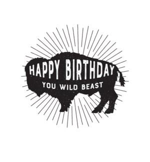 BD/You Wild Beast