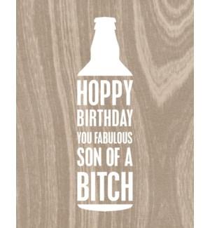 BD/Hoppy Birthday